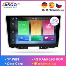 Di navigazione per Passat B6 B7 CC Magotan 2013 2014 2015 Android 8.0 9.0 Auto DVD Stereo GPS Glonass Auto Multimedia radio Player