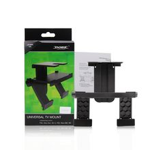 Universele Camera Bracket TV Mount Houder Stand Clip Voor Xbox 360/One/Xbox Kinect/Wii Sensor Bar /PS4 & PS3 Camera(China)