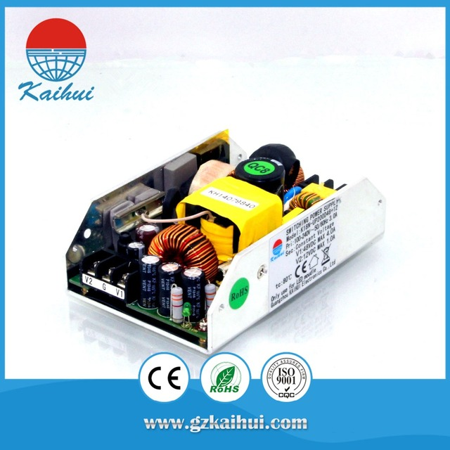 High Voltage Output 60V/3A 12V/2A Dual Output Switching Power Supply ...