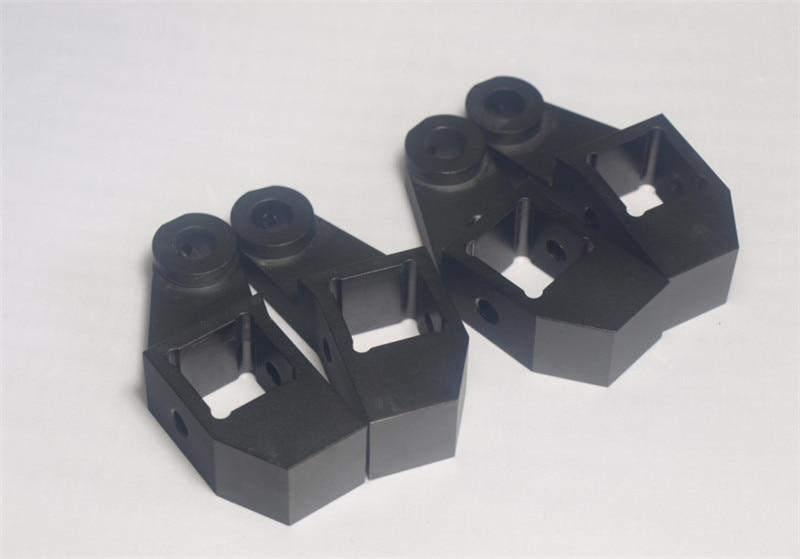 Lulzbot Taz 3d Imprimante Metal En Alliage D Aluminium Lit Cadre D