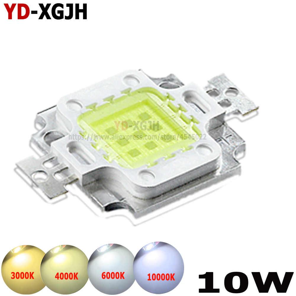 1Pcs 30 W Watt haute puissance blanc froid 10000-15000k DEL SMD Chip Blub COB Lampe