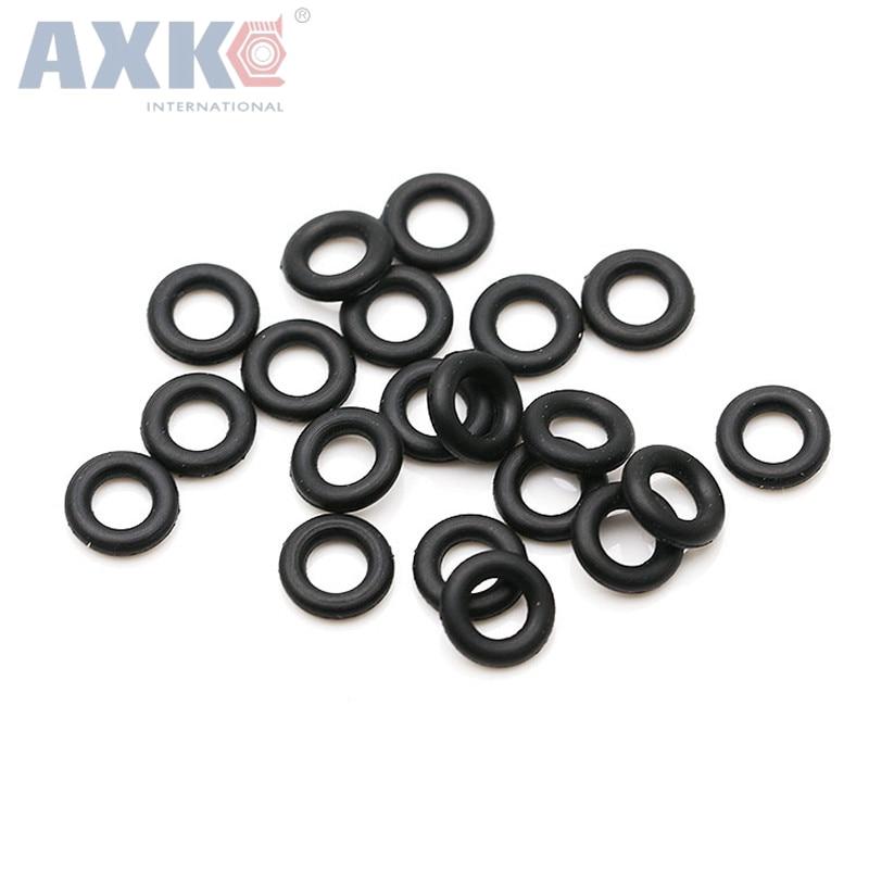 O-Rings Nitrile Rubber 105mm-210mm OD 5.7mm Width Seal Rings Sealing Gasket