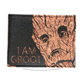 Marvel Comics Kids Guardians of the Galaxy Bifold Wallet iam groot DTF-1428