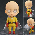 "Bonito Nendoroid ONE PUNCH-MAN Saitama #575 PVC Action Figure Collectible Modelo Toy 4 ""10 cm KT2296"