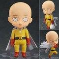 """Lindo Nendoroid UNO PUNCH-MAN Saitama #575 PVC Figura de Acción de Colección Modelo de Juguete 4 """"10 cm KT2296"""