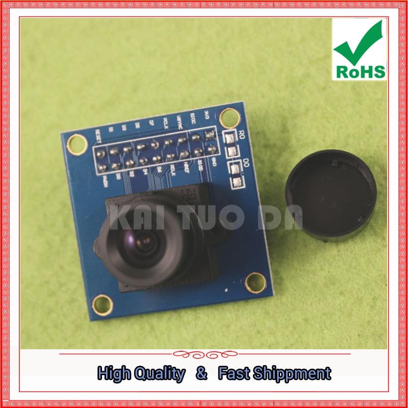 Free Shipping 3pcs ov7670 camera module module single chip acquisition module camera board (C4B3)