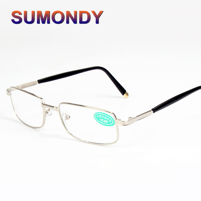 3181220d45 High Quality Ultralight Reading Glasses Women Elegant Alloy Frame Ultra  Thin Resin Lens Anti Fatigue Presbyopic Eyeglasses UR09