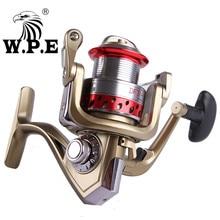 W.P.E DFB Series 2000-6000 Spinning Fishing Reel 6 Long Life Ball Bearing System 5.1:1 High Speed Freshwater Carp Fishing Wheel стоимость