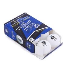 Galaxy Yinhe 6 шт. высокое качество 3-Звезда бесшовные мячи для настольного тенниса Пластик 40+/s40+ Ittf утвержден Белый Поли мячик для пинг-понга