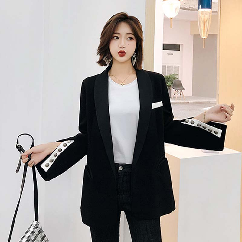 1aa028079 Dames 2019 Style De Femmes Vêtements Élégant Manches Travail Boutons ...