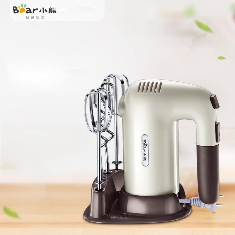 Bear DDQ-B01A1 Whisk Electric Handheld Baking Mixer Vertical Storage миксер bear ddq a01g1 ddq a01g1