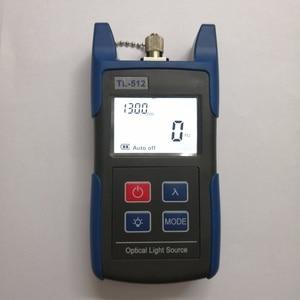 Image 5 - 무료 배송 TL512 핸드 헬드 멀티 모드 광섬유 광원 850 1300nm MM