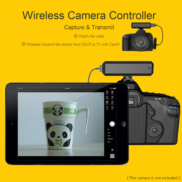 camfi cf101 wireless wifi remote camera controller hd capture Wi-Fi Adapter with Ethernet Port camfi cf101 wireless wifi remote camera controller hd capture transmitter receiver system for canon nikon phone