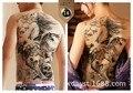 Водонепроницаемый Временные Татуировки Большой Поддельные Татуировки Полный Назад Прохладный Прочного Наклейки для Мужчин и Женщин в Защиту Окружающей Среды, Боди-Арт