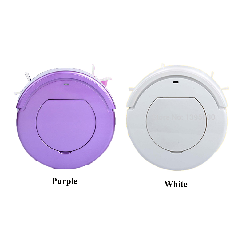 Intelligent Vacuum Cleaner Household Cleaning Robot Automatic Efficient Ultra-Thin Sweeper Home Dust Anti Drop KRV205 aspiradora automatic vacuum cleaner intelligent mute sweeping robot ultra thin dust collector efficient cleaner household gifts