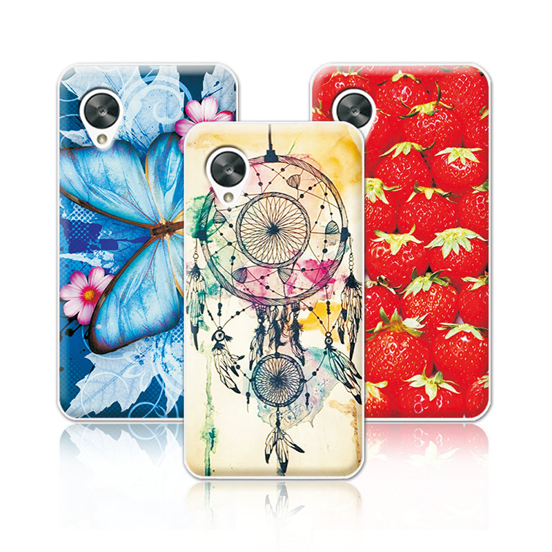 Women Girls Beautiful Floral Painting Case For LG Google Nexus 5 D820 D821 E980,Colorful Flowers Skin Back Cover For LG Nexus 5