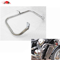 Chrome Motorcycle Highway Engine Guard Crash Bar For Honda Shadow VLX VT 600 VT600 Deluxe 1988