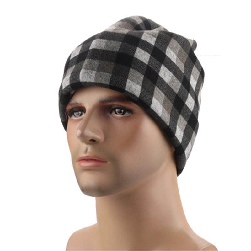 f478485f 7 types 2017 new winter outdoor velvet warm skullies hat men and women  flannel beanies cap cold-proof fashion hat