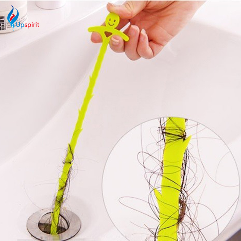 Bathroom Hair Sewer Filter Drain Cleaners Outlet Kitchen Sink Drian Strainer Anti Clogging Floor Wig