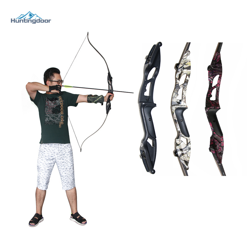 Bow Hunting Archery Recurve Bow 30-50lbs Shooting Takedown Recurve Bow 56''  Black/Red/Camouflage Camo Slingshot Bow Right Hand 60 archery recurve bow takedown american hunting estilingue bow 30 50lbs right hand target shooting archery accessories