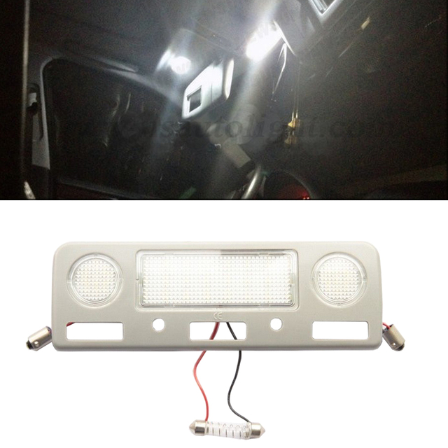 fabriek goedkope e39 led lichtkoepel voor bmw 12 v high power led dome auto interieur