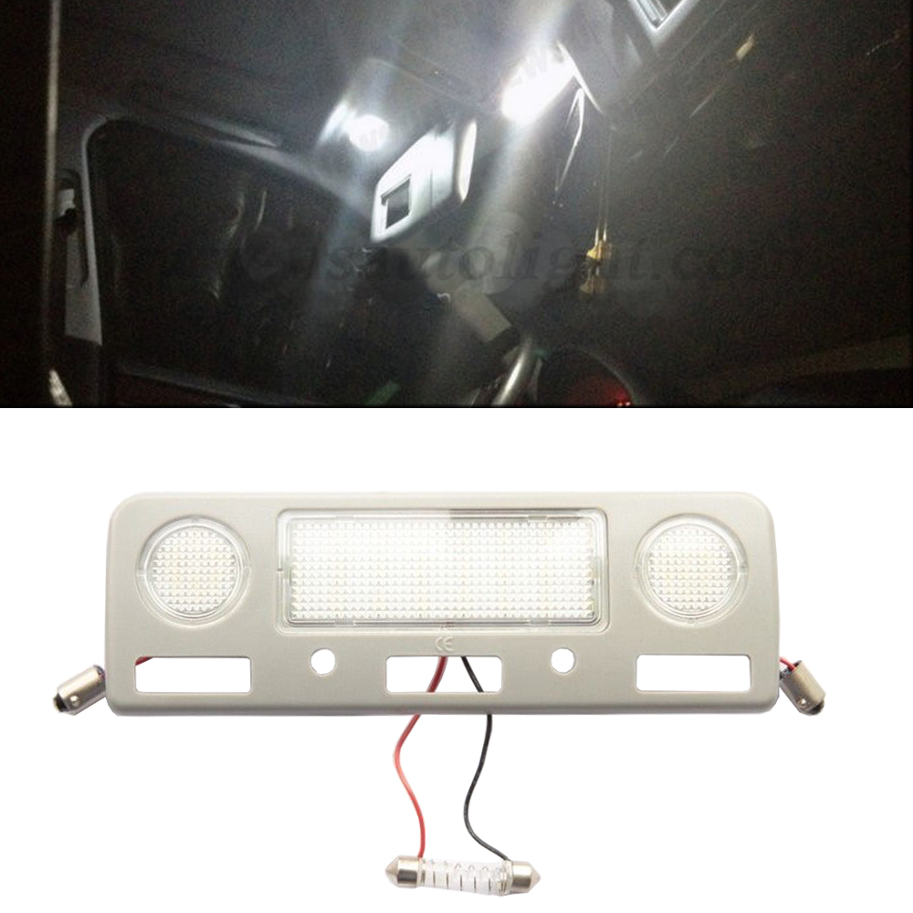 Factory cheap E39 Led dome light for BMW 12V high power led dome car interior light 7000K warm white with Festoon socket cawanerl car canbus led package kit 2835 smd white interior dome map cargo license plate light for audi tt tts 8j 2007 2012
