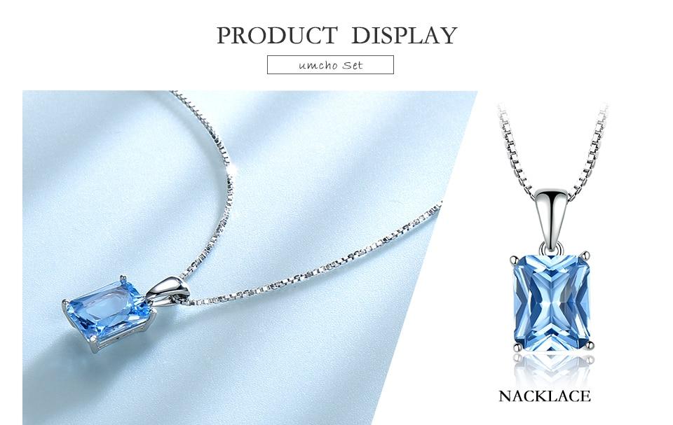 silver jewelry set for women  brand fine jewelry (3)