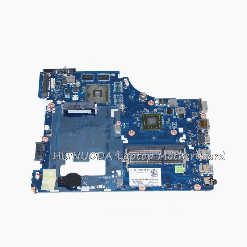laptop mainboard for Lenovo G505 motherboard A4-5000 1.5GHz DDR3 Video card VAWGA/GB LA-9911P DDR3 brand new for lenovo b470 laptop motherboard 48 4kz01 021 mainboard