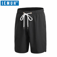 ONE SNOW New 2017 Men Beach Shorts Summer Surf Shorts Men Casual Slim Fit Quick Dry