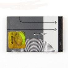 Original High Capacity BL-4C phone battery for Nokia 6100 6300 6301 7705 7200 7270 8208 6125 6136S 6170 6260 BL4C 860mAh