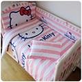 Hot Sale 10 Piece /Set 100% Cotton kids Baby bedding Sets ,children Boy And Girl Bedding Sets,Newborn babies bedding Sets