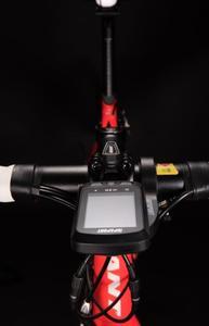 Image 3 - Велосипедный компьютер с цветным экраном, gps iGS618 i, GPS порт, gps трекер, велосипедная навигация, спидометр IPX7, 3000 часов хранения данных