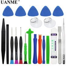 UAMNE Mobile Phone Repair Tools Set Spudger Pry Opening Tool Screwdriver Set for iPhone X 8 7 6S 6 Plus Hand Tools Kit newest mobile phone repair tools kit spudger pry opening tool screwdriver set for iphone samsung phone hand tools set
