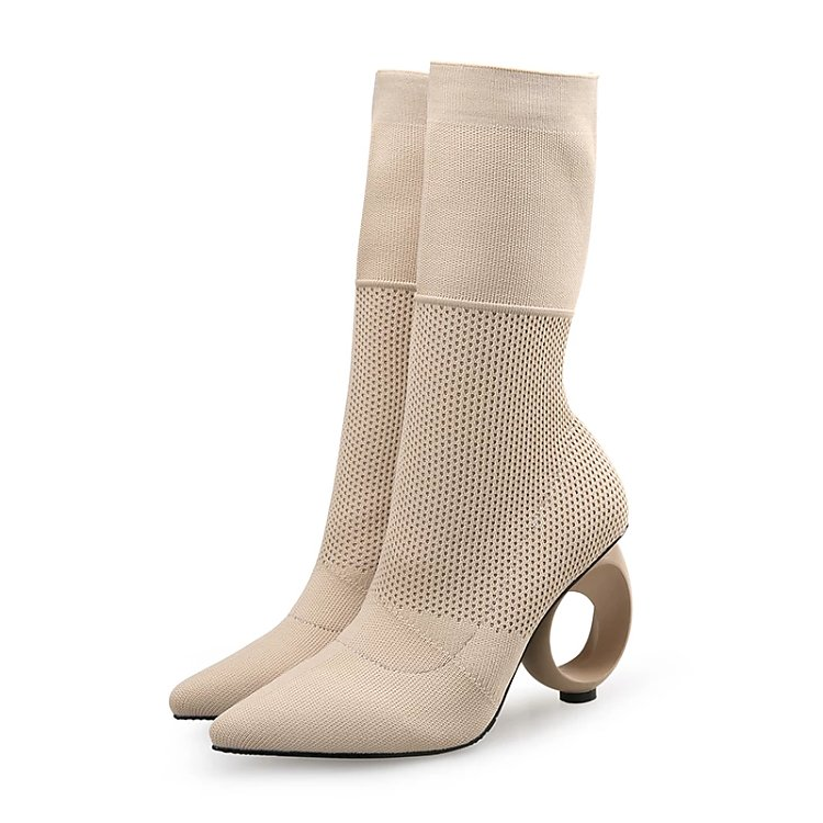 socking heels on great deal