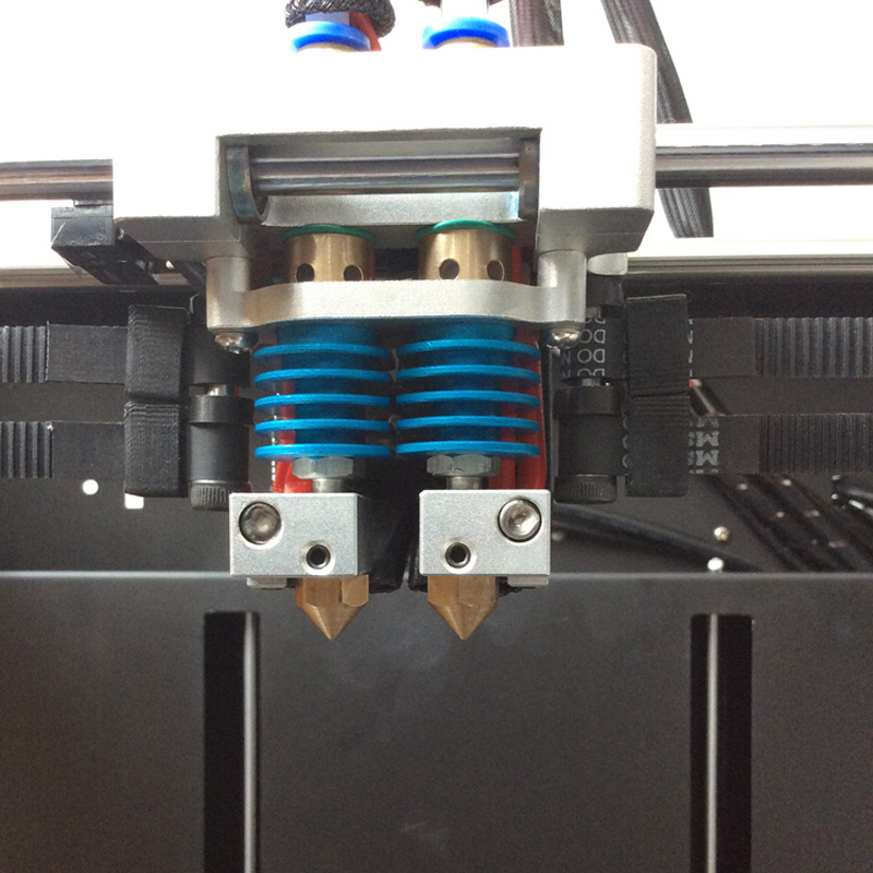 High Quality Precision large 3d Printer kit 400*300*520 mm with 2 - Office Electronics - Photo 5