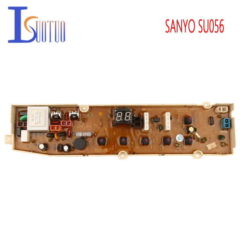 SANYO Washing Machine Computer Board XQB70-S1056 DB5056S DB7056SN Brand New Spot Commodity original whirlpool washing machine motherboard 4805 a06 new spot commodity whsher parts