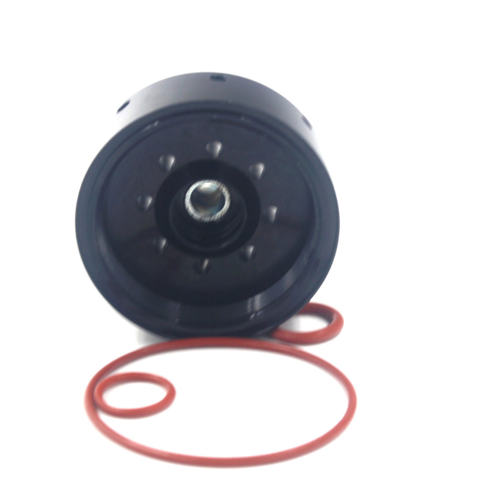 hight resolution of 1r 0750 fuel filter aluminum adapter refit head for chevy gmc duramax catepillar fuel filter 2001 2017 gm lb7 lly lbz lmm lml in fuel filters from