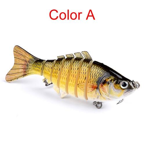 isca de pesca 10 cm 15.5g wobbler