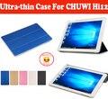 """Venda quente E de Alta Qualidade PU Caso Capa Protetora Para CHUWI HI12 OITO 12 """"Tablet, Capa Oi 12 PC Frete Grátis Com 4 Presentes"""