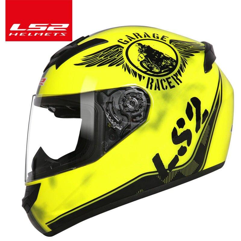100% Original LS2 FF352 full face motorrad helm Capacete Casco Casque ls2 helm capacetes de motociclista ls2 ECE aproved