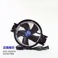 Вентилятор кухня перегара вентилятор 12 дюйм(ов) окна ванной типа сильный высокой Мощность внешний отложным воротником Subaxis вентилятор