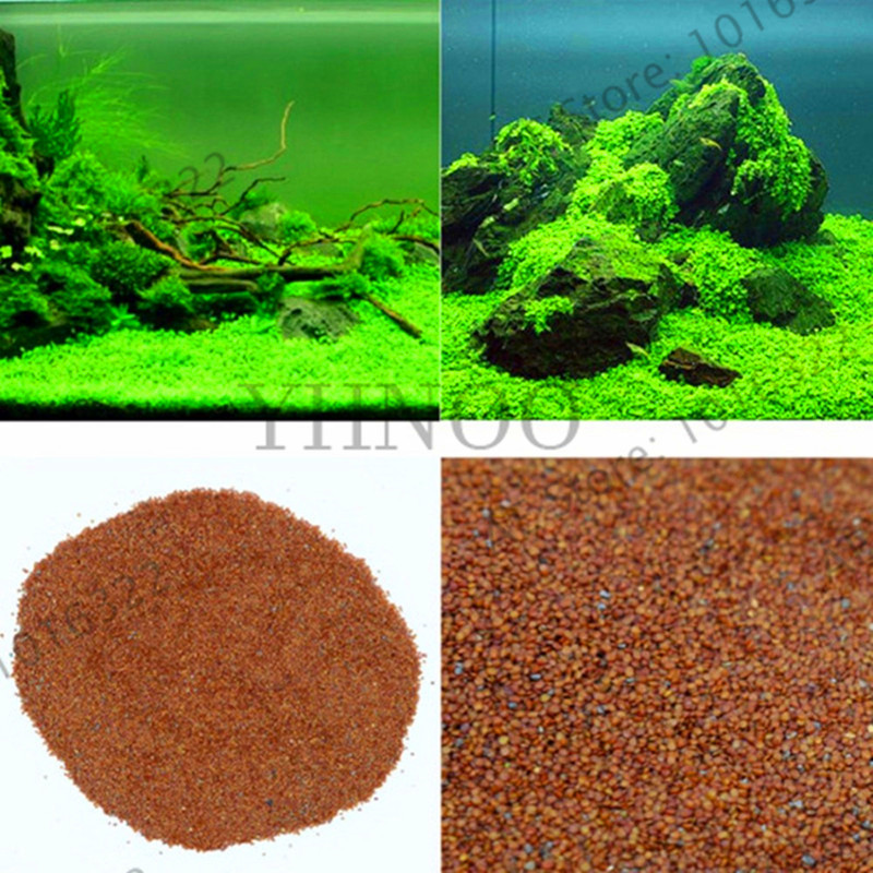Big Sale!Aquarium Landscape Ornament Aquatic Water Grass Mini Leaf Live Plant Fish Tank Decoration Home Garden ,#N73E45