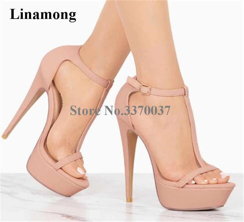 High Heel Sandals Dress Shoes