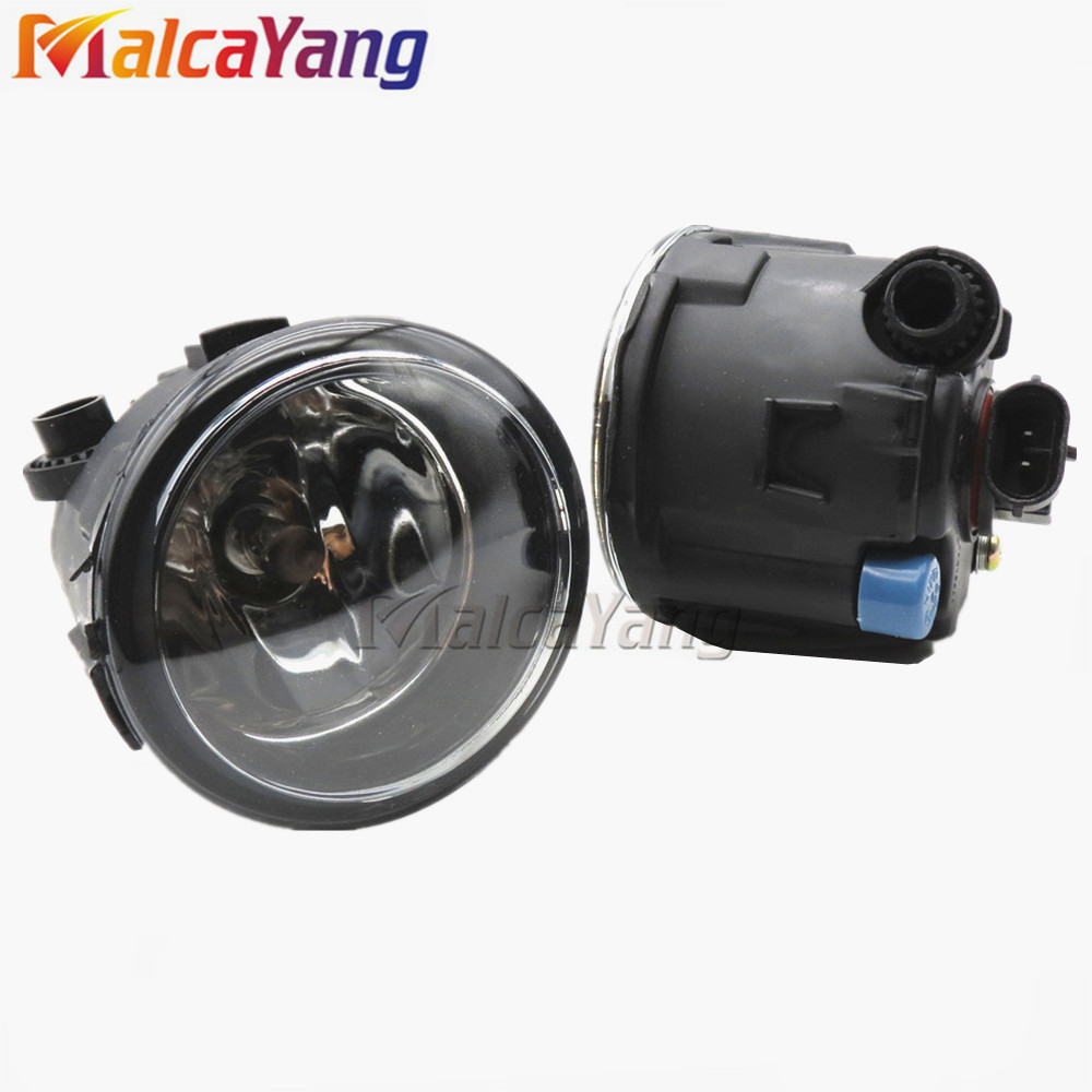 For Car styling Fog lights Infiniti G37 Sport 3.7L V6 - Gas 2011 2012 2013 halogen lamps 1SET for car styling front bumper fog lights para toyota iq kgj1 ngj1 2012 2013 fog lamps esquerda direita halogen 1set