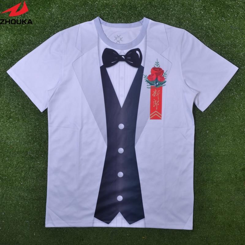 Digitaldruck Fußball Tragen Benutzerdefinierte Volle Sublimation Gedruckt Neue Design Fußball Jersey T-shirt Fußball Hemd Maker Fußball Jersey