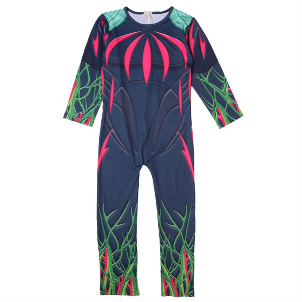 c10f5bba25 Kids Halloween Costume Game Fortress Night Jumpsuit Series Zombie Mummy  Carnival Skeleton Costume Boys and Girls Fancy Dress -in Boys Costumes from  Novelty ...