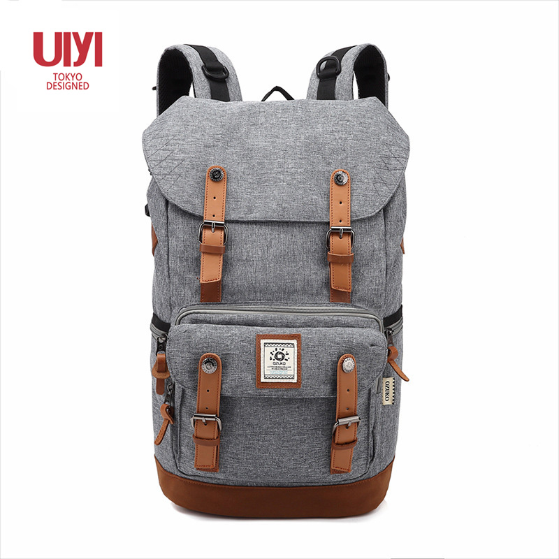 New Oxford cloth backpack USB charging trend travel fashion casual multi-function anti-theft studentNew Oxford cloth backpack USB charging trend travel fashion casual multi-function anti-theft student