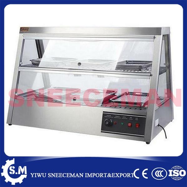 1.2m food warmer displayer cheaper warming showcase for sale 1 2m food warmer displayer cheaper warming showcase for sale