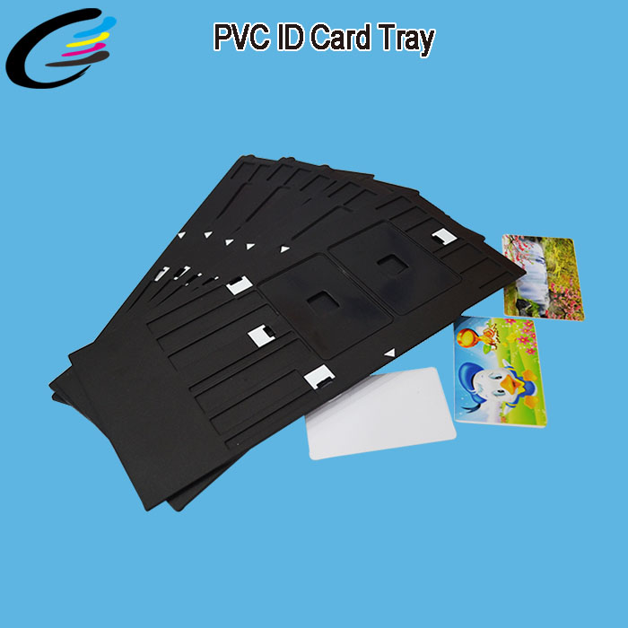 Inkjet PVC ID Card Printer Tray for L800 L805 L810 L850 L801 R390 R290 T50  T60 PVC Tray