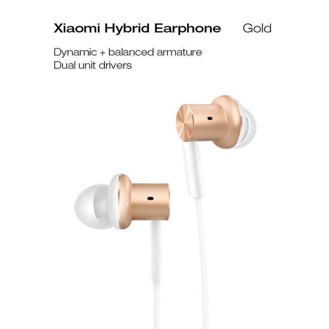 Earphone Gold